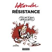 Xavier Lacombe - Résistance.