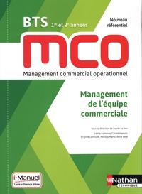 Livres téléchargeables sur Amazon Management de l'équipe commerciale BTS MCO 1re et 2e années par Xavier Le Ven