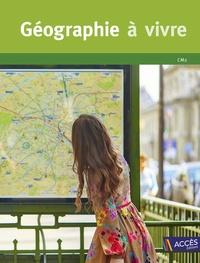 Xavier Leroux et André Janson - Géographie à vivre CM2. 1 DVD