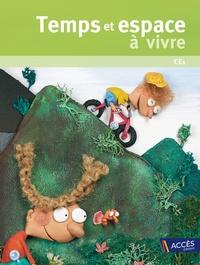 Xavier Leroux et André Janson - Temps et espace à vivre CE1.