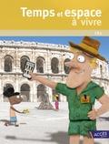 Xavier Leroux et André Janson - Temps et espace à vivre CE2. 1 DVD