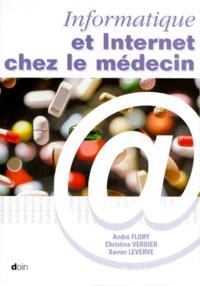 Xavier Leverve et André Flory - Informatique et Internet chez le médecin.