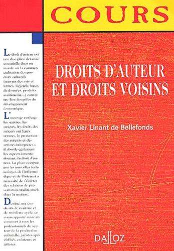 Xavier Linant de Bellefonds - .