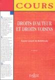 Xavier Linant de Bellefonds - Droits d'auteur et droits voisins.