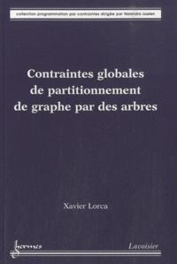 Xavier Lorca - Contraintes globales de partitionnement de graphe sur des arbres.
