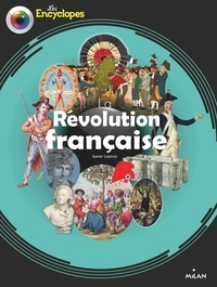 Xavier Lozoroz - La Révolution française.
