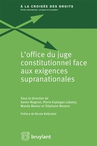 Histoiresdenlire.be L'office du juge constitutionnel face aux exigences supranationales Image