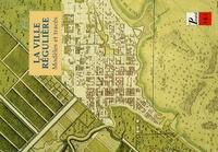 """Xavier Malverti et Pierre Pinon - La ville régulière - Modèles et tracés, actes du colloque organisé par le certificat d'études en """"Architecture urbaine"""" et la Fondation Gulbekian."""