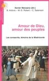 Xavier Manzano - Amour de Dieu, amour des peuples - Les consacrés, témoins de la Miséricorde.