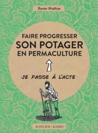 Livres textiles gratuits télécharger pdf Faire progresser son potager en permaculture FB2 in French