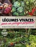 Xavier Mathias - Légumes vivaces pour un potager perpétuel.