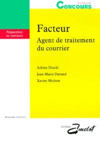 Xavier Michon et Jean-Marie Durand - .
