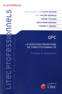 Era-circus.be QPC, La question prioritaire de constitutionnalité - Pratique et contentieux Image