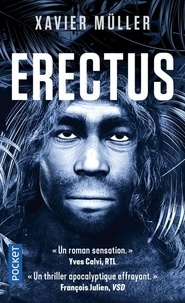 Amazon kindle ebooks gratuit Erectus  par Xavier Müller