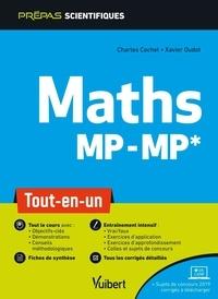 Xavier Oudot et Charles Cochet - Maths MP-MP* - Tout-en-un.
