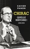 Xavier Panon - Chirac, quelle histoire !.