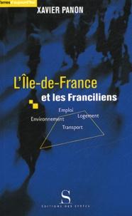 Xavier Panon - L'Ile-de-France et les Franciliens.