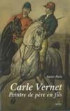 Xavier Paris - Carle Vernet - Peintre de père en fils.