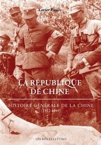 Téléchargement de livre audio La République de Chine  - Histoire générale de la Chine (1912-1949) 9782251911762