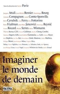 Xavier Pavie - Imaginer le monde de demain.
