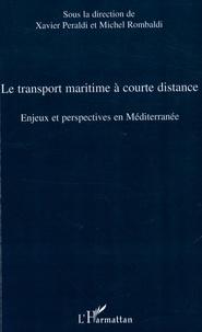 Deedr.fr Le transport maritime à courte distance - Enjeux et perspectives en Méditerranée Image