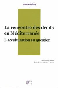 Histoiresdenlire.be La rencontre des droits en Méditerranée - L'acculturation en question Image