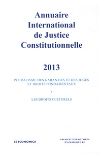 Xavier Philippe - Annuaire international de justice constitutionnelle - Tome 29.