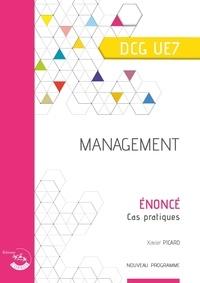 Xavier Picard - Management DCG UE7 - Enoncé.