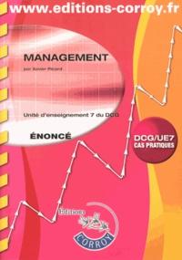 Management UE 7 du DCG - Enoncé.pdf