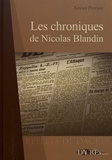 Xavier Pierson - Les chroniques de Nicolas Blandin.