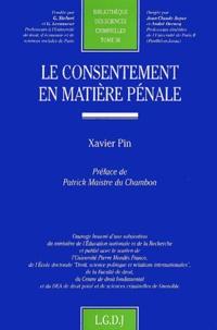 Xavier Pin - .