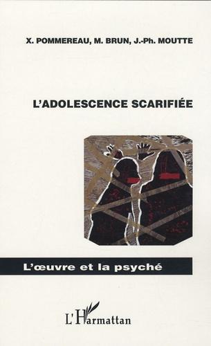 Xavier Pommereau et Michaël Brun - L'adolescence scarifiée.