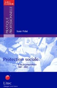 Histoiresdenlire.be Protection sociale - 6 ans de jurisprudence (1997-2002) Image