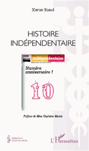 Galabria.be Histoire indépendentaire Image