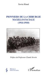 Deedr.fr Pionniers de la chirurgie maxillo-faciale (1914-1918) Image