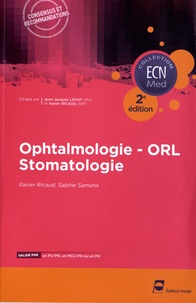 Xavier Ricaud et Sabine Samaha - Ophtalmologie ORL Stomatologie.