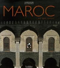Xavier Richer et Jean-Marie Boëlle - Maroc... - En son miroir.