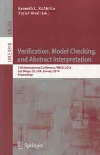 Verification, Model Checking, and Abstract Interpretation.pdf