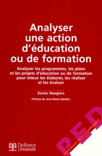 Xavier Roegiers - .