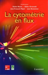 Xavier Ronot et Didier Grunwald - La cytométrie en flux - 2 volumes.