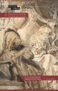 Accentsonline.fr Le Livre de croquis de Gabriel de Saint-Aubin - 2 volumes Image