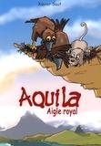 Xavier Saüt - Aquila - Aigle royal.