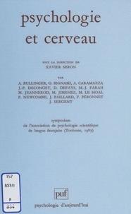 Xavier Seron - Psychologie et cerveau.