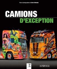 Xavier Stéfaniak - Camions d'exception.