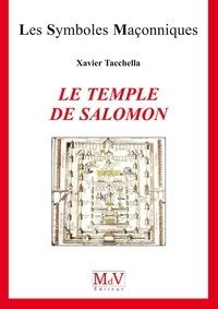 Xavier Tacchella - N.61 Le temple de Salomon.