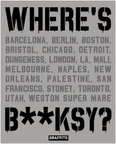 Xavier Tàpies - Where's Banksy ? - Banksy's greatest works in context.