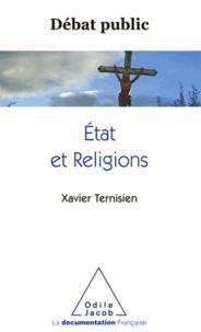 Xavier Ternisien - Débat public: l'État et les religions.