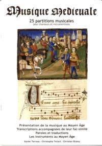 Musique médiévale - 25 partitions musicales pour chanteurs et instrumentistes.pdf