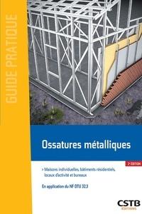 Xavier Thollard - Ossatures métalliques - Maisons individuelles, bâtiments résidentiels, locaux industriels et bureaux.