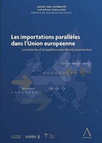 Deedr.fr Les importations parallèles dans l'union européenne - La recherche d'un équilibre entre liberté et protection Image